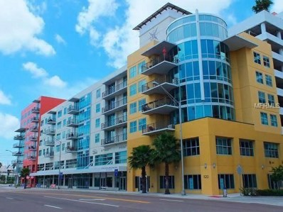 1120 E Kennedy Boulevard UNIT 512, Tampa, FL 33602 - MLS#: T3125266