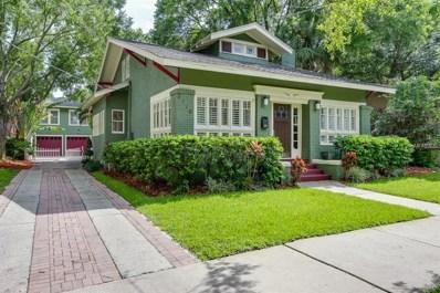 2110 W Marjory Avenue, Tampa, FL 33606 - MLS#: T3125280