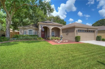 15004 Trail Creek Place, Tampa, FL 33625 - MLS#: T3125544