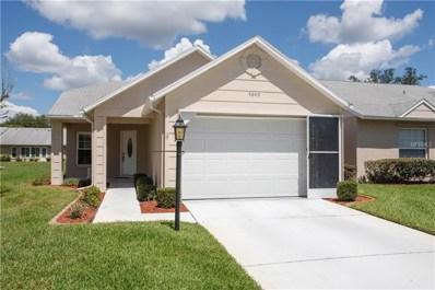 4849 Boonesboro Court, New Port Richey, FL 34655 - MLS#: T3125699