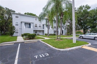 7113 E Bank Drive UNIT 103, Tampa, FL 33617 - MLS#: T3125768
