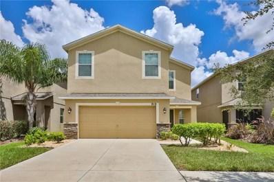 919 Seminole Sky Drive, Ruskin, FL 33570 - MLS#: T3125800