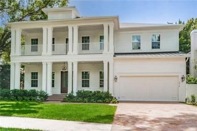 4510 W Rosemere Road, Tampa, FL 33609 - #: T3125945