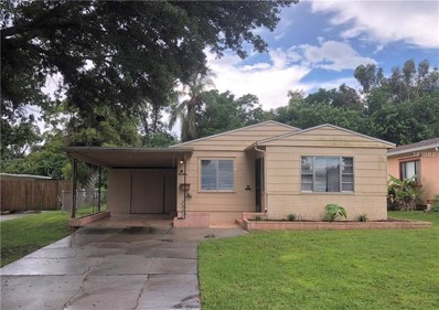850 40TH Avenue N, St Petersburg, FL 33703 - MLS#: T3125951