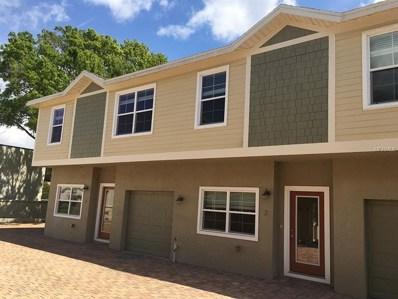 3715 W Bay Avenue UNIT 1, Tampa, FL 33611 - MLS#: T3125970