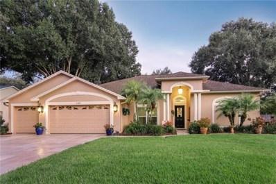 1407 Keene Lake Court, Lutz, FL 33549 - MLS#: T3126090