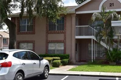 4920 Myrtle Oak Drive UNIT 21, New Port Richey, FL 34653 - MLS#: T3126147