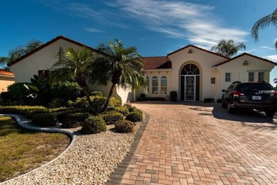 1220 Knights Gate Court, Sun City Center, FL 33573 - MLS#: T3126201