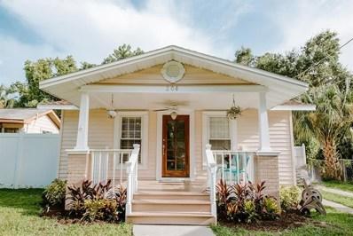 204 W Jean Street, Tampa, FL 33604 - MLS#: T3126369