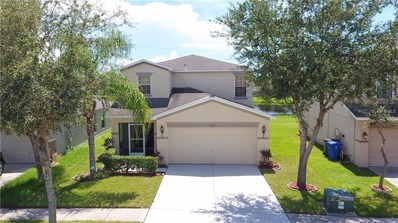 7737 Carriage Pointe Drive, Gibsonton, FL 33534 - #: T3126630