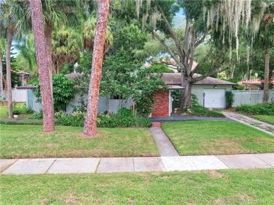 4617 W Beach Park Drive, Tampa, FL 33609 - MLS#: T3126717