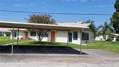 1906 Canterbury Lane UNIT L22, Sun City Center, FL 33573 - MLS#: T3126731