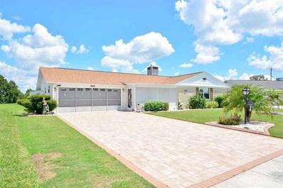 609 Fox Hills Drive, Sun City Center, FL 33573 - MLS#: T3126871