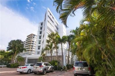 1770 Benjamin Franklin Drive UNIT 507, Sarasota, FL 34236 - MLS#: T3126907