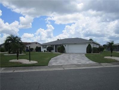 1802 Pineapple Palm Court, Sun City Center, FL 33573 - MLS#: T3126955