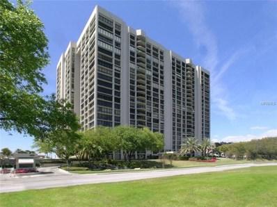 3301 Bayshore Boulevard UNIT 806, Tampa, FL 33629 - MLS#: T3126987