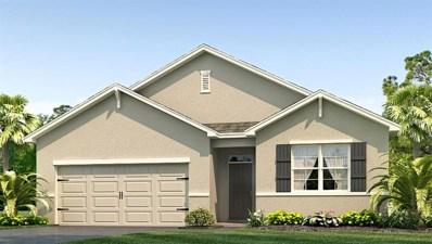 36671 Goffaux Loop, Zephyrhills, FL 33541 - MLS#: T3127040
