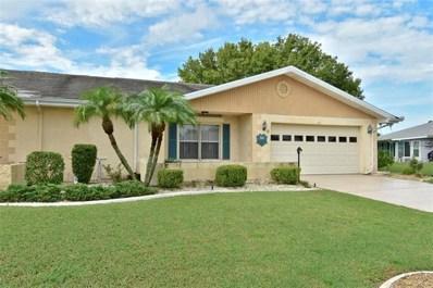 321 Club Manor Drive, Sun City Center, FL 33573 - MLS#: T3127074