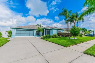 1604 Oracle Drive, Ruskin, FL 33573 - MLS#: T3127100