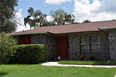 826 Timber Pond Drive, Brandon, FL 33510 - MLS#: T3127121