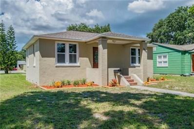 3853 Dartmouth Avenue N, St Petersburg, FL 33713 - MLS#: T3127132