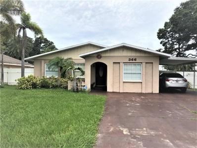 366 Plumosa Drive, Largo, FL 33771 - MLS#: T3127149