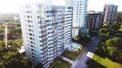 555 S Gulfstream Avenue UNIT 101, Sarasota, FL 34236 - MLS#: T3127184