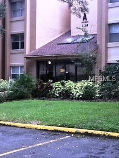 4411 Shady Terrace Lane UNIT 307, Tampa, FL 33613 - MLS#: T3127226