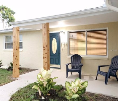3124 Salisbury Drive, Holiday, FL 34691 - MLS#: T3127271