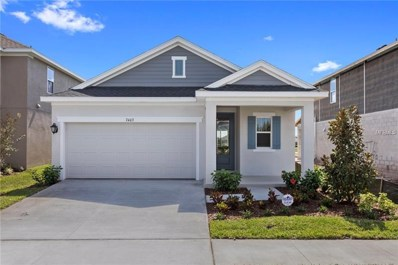 7403 Sungold Meadow Court, Apollo Beach, FL 33572 - MLS#: T3127340