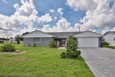 1702 Council Drive, Sun City Center, FL 33573 - MLS#: T3127448