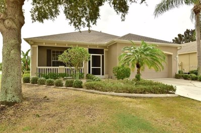 1204 Emerald Dunes Drive, Sun City Center, FL 33573 - MLS#: T3127547