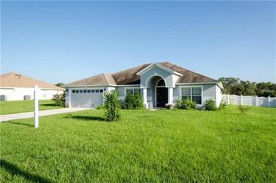 572 Hatchwood Drive, Haines City, FL 33844 - MLS#: T3127557