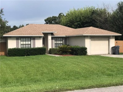 4851 Rustic Palm Drive, Mulberry, FL 33860 - MLS#: T3127625