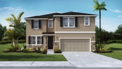5036 Jackel Chase Drive, Wimauma, FL 33598 - MLS#: T3127711