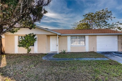 9805 Lehigh Drive, Port Richey, FL 34668 - MLS#: T3127767