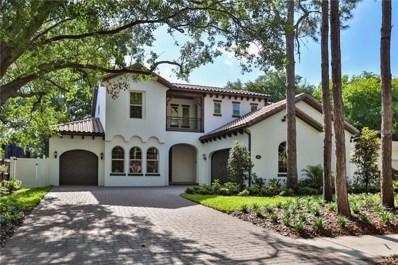 4104 W Corona Street, Tampa, FL 33629 - MLS#: T3127804