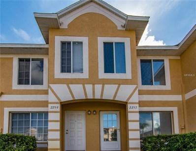 2257 Fluorshire Drive, Brandon, FL 33511 - MLS#: T3127836