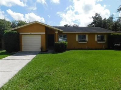 347 Brandywine Drive, Valrico, FL 33594 - MLS#: T3128096