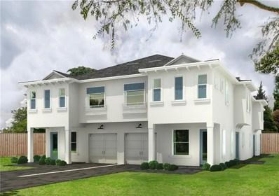 503 S Melville Avenue UNIT 1, Tampa, FL 33606 - MLS#: T3128196