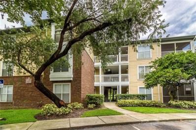 10024 Strafford Oak Court UNIT 802, Tampa, FL 33624 - MLS#: T3128251