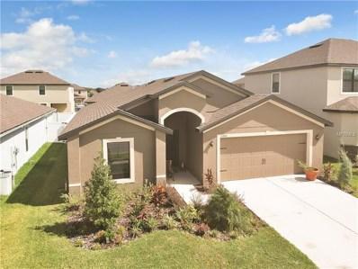11910 Winterset Cove Drive, Riverview, FL 33579 - MLS#: T3128327