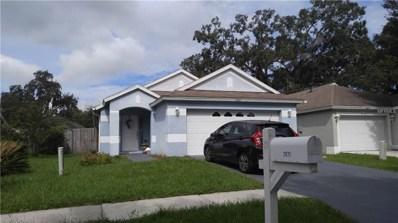 2621 Golden Antler Lane, Lutz, FL 33559 - MLS#: T3128382