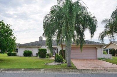 1722 Coco Palm Circle UNIT 1722, Sun City Center, FL 33573 - MLS#: T3128555