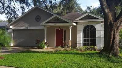 1814 Rudder Drive, Valrico, FL 33594 - MLS#: T3128559