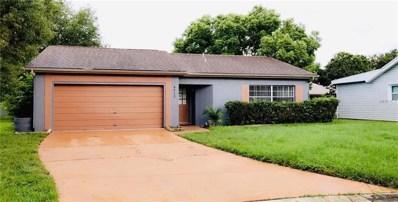 8912 Woodmill Drive, Hudson, FL 34667 - MLS#: T3128633