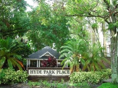 1000 W Horatio Street UNIT 209, Tampa, FL 33606 - MLS#: T3128644