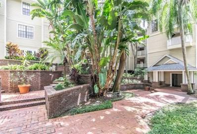 1000 W Horatio Street UNIT 121, Tampa, FL 33606 - MLS#: T3128747