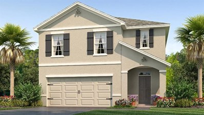 2306 Ashberry Ridge Drive, Plant City, FL 33563 - MLS#: T3128875