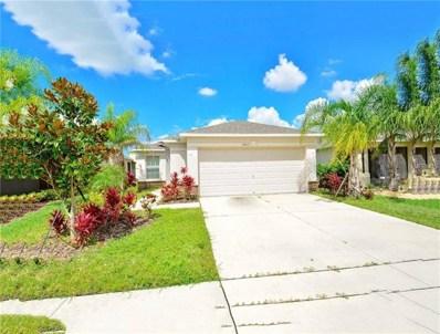 15413 Lost Creek Lane, Ruskin, FL 33573 - MLS#: T3128899